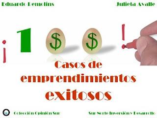 Libro - 100 Casos De Emprendimientos Exitosos