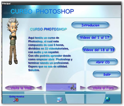 Curso Multimedia Photoshop Photo