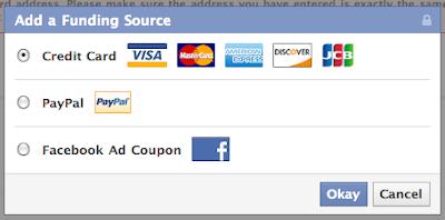 Ahora puedes pagar en Facebook usando Paypal