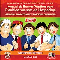 Manual de buenas practicas para establecimientos de Hospedaje