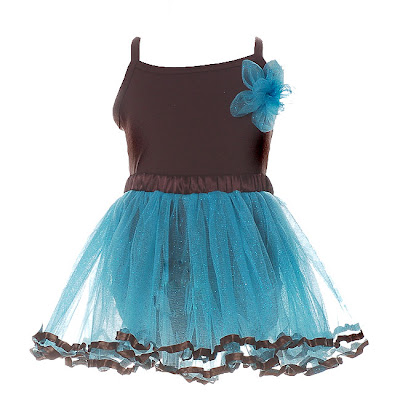 Sophia's Style and found a wide selection of little girls dancewear.