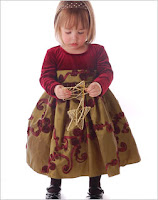Girls Clothes, Christmas Dresses