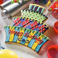 Gourmet Grocery Online Birthday Cake