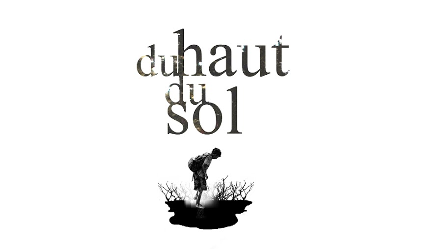 du haut du sol