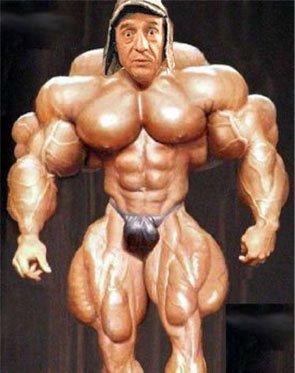 Como poner tu cuerpo bien formado (cuadritos,musculos,ect)