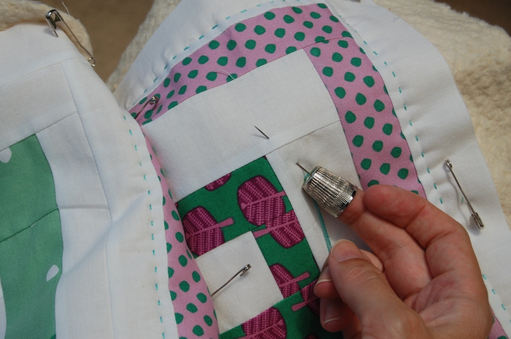 Kate Conklin Designs: Hand quilting tutorial : hand quilting pattern - Adamdwight.com