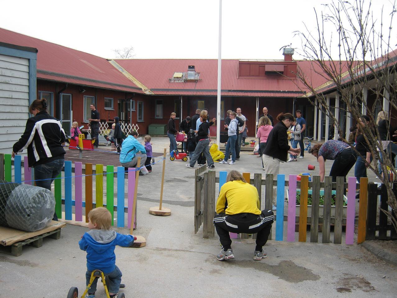 Vardag och fest med fyra barn: maj 2010