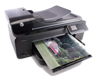 High Technology Product Reviews | Trends and News | Officejet 7500A From HP