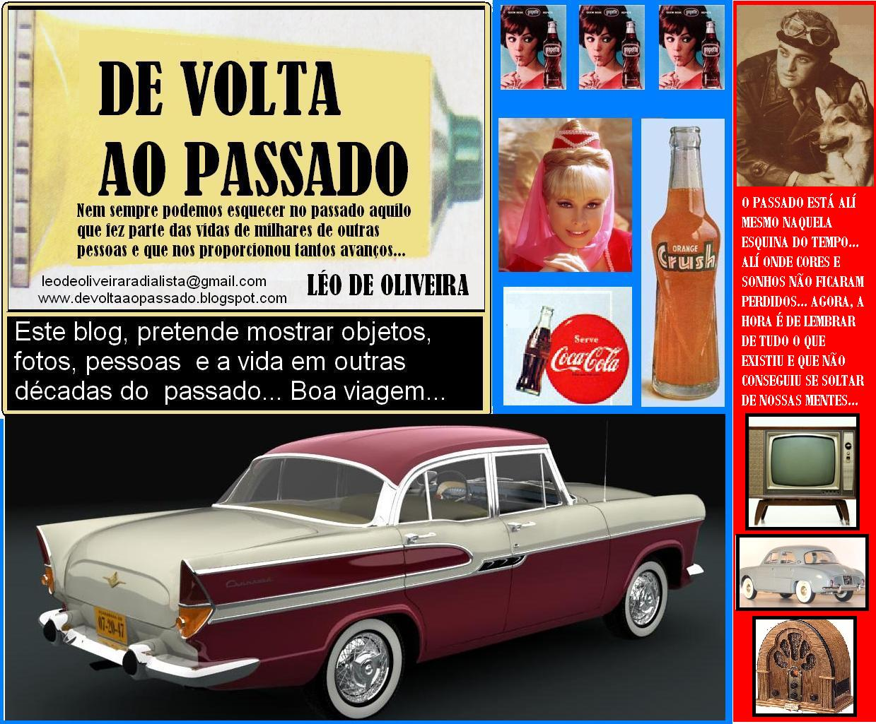 DE VOLTA AO PASSADO
