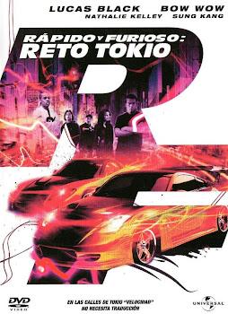 Ver Película Rapidos y Furiosos 3: Reto Tokio Online Gratis (2006)