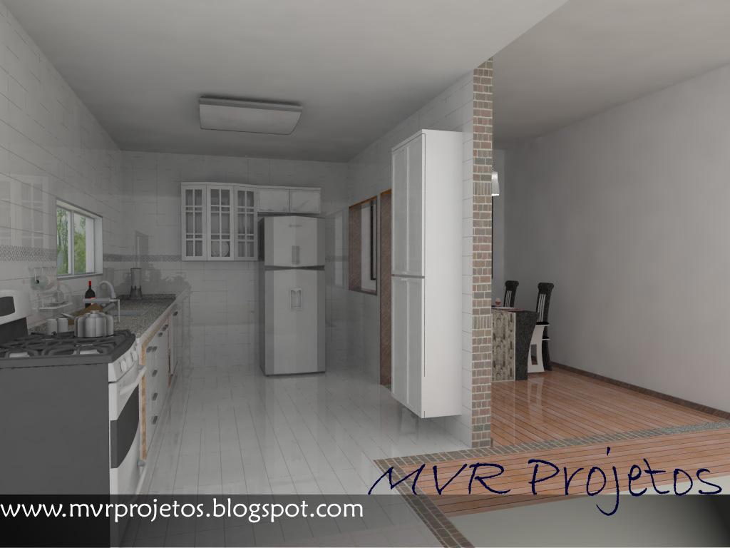 MVR Projetos: Projeto Cozinha   Sala de Jantar. #604F47 1024 768