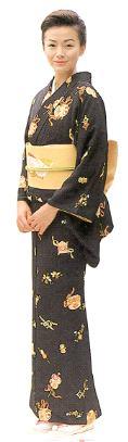 Japanese kimono Komon%5B1%5D