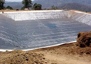 New Tarps World Used Billboard Sign Re Use Into Pond Liners