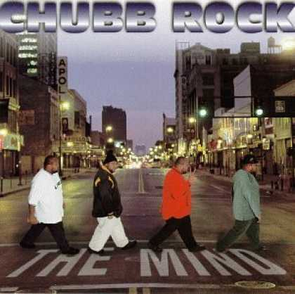 Chubb Rock - The Mind (1997)