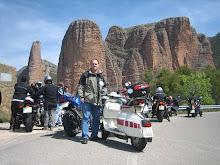 2009 CONCENTRACIÓN DE MOTOS DE SORDOS  EN SAN SEBASTIAN 3 RESPONSABLES DE ORGANIZACIÓN