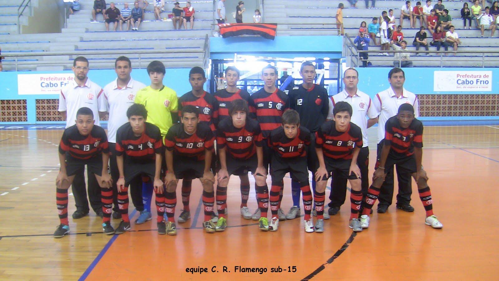 Resultado de imagem para flamengo campeão no futsal