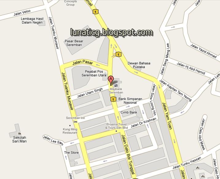 Pasar Warisan SerembanSeremban Flea Market Lunaticg Coin