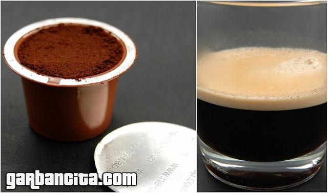Ne-cap con café Cohiba