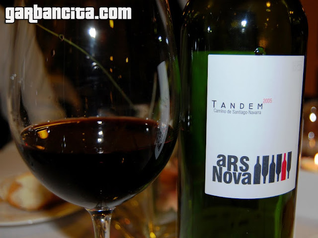Ars Nova 2005 - Bodegas Tandem