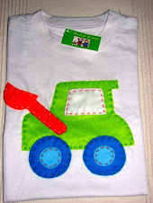 T- Shirt Tractor