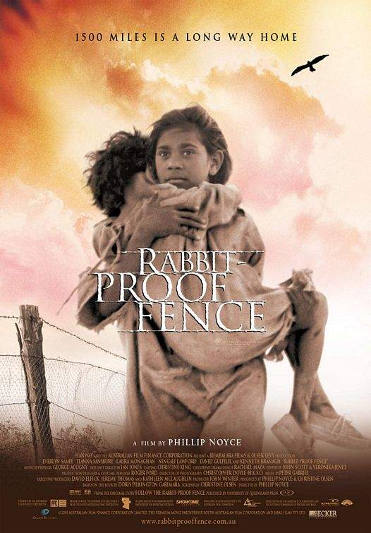 rabbit proof fence phillip noyce essay Rabbit proof fence is a bio pic film based on three aboriginal girls living in western australia during the time of the stolen generation in the 1930's the director phillip noyce purpose of creating this film was to inform the audience of the way these aboriginal children and their families were treated.