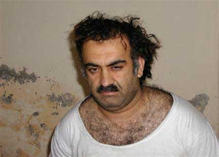 Khalid Sheikh Mohammed, proclaimed mastermind of the September 11, 2001 attacks