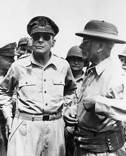 Douglas MacArthur in the Pacific