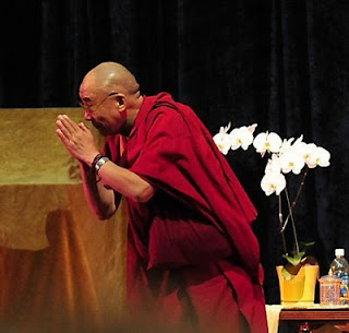 The Dalai Lama in Madison