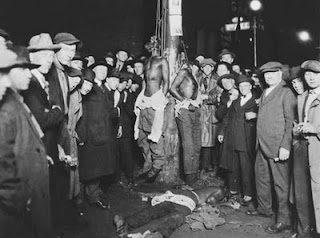 This lynching did not take place in some backwater in Mississippi, but in Duluth, Minnesota, in 1920