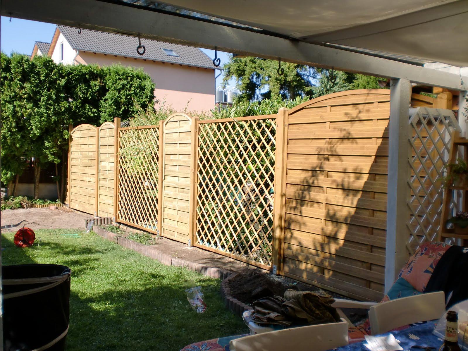 imagens de cerca para jardimCasa Suess Progresso no Jardim – Parte