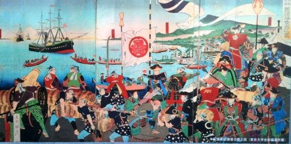 桑原政則Blogger: ペリー来航で江戸湾警備をおこなった川越藩