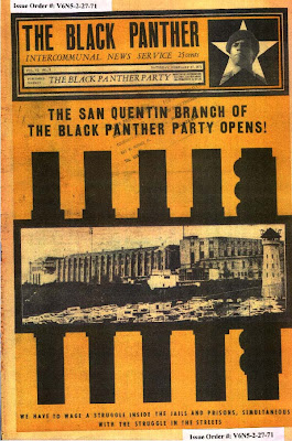 the contribution of the black panther party in the art of propaganda When marvel released the poster for the new black panther film on friday, fans were quick to point out the similarities to an iconic photo of huey p newton, co-founder of the black panther party.