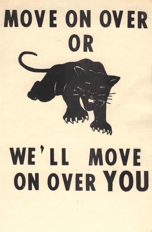 Flyer Goodness: Black Panther Propaganda