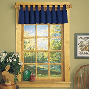 Curtains or Shades for Short Windows? | Ever Clever Mom