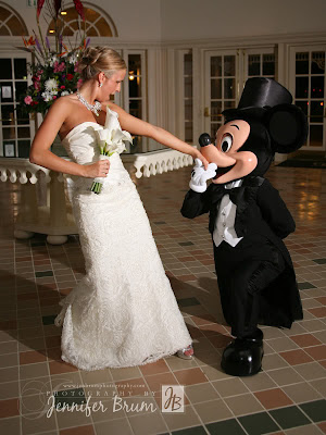 What Characters Can I Have at My Disney Wedding?
