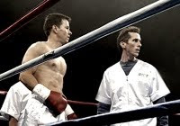Mark Wahlberg and Christian bale in The Fighter