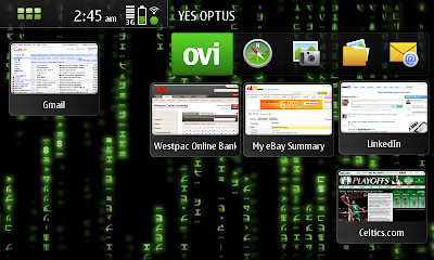 2nd Desktop on N900