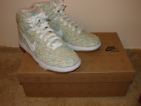 Nike Womens Dunk High Skinny Supreme