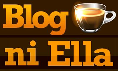 Blog ni Ella
