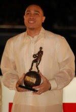 Kelly Williams 2008 PBA MVP