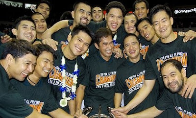 All-Filipino Champs