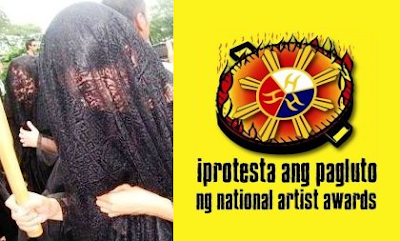 National Artist Protest