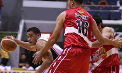 Ryan Reyes versus Espino