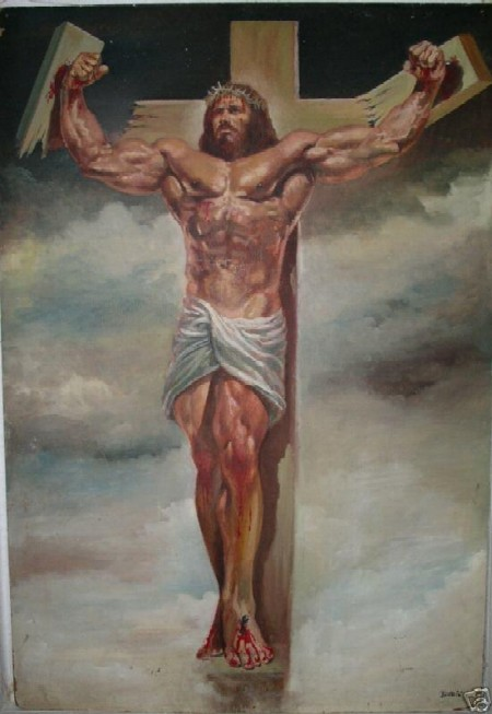 theology of the cross of jesus essay The heidelberg disputation opposes the theology of the cross to the  the  theologian of the cross sees god only in the suffering of christ on.