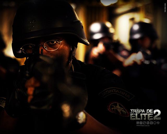 RPG MASSACRE  Dica de Filmes  Tropa de Elite 2 por Mestre Morfeu