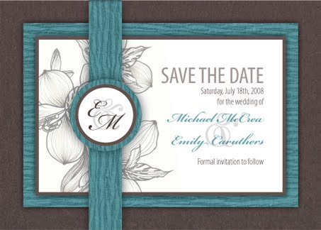 save the date ecards free