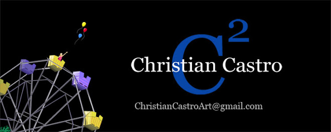 The Art of Christian Castro