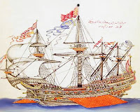 Kadırga, Osmanlı Savaş Gemisi