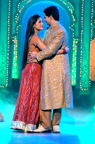Images of Akshara and Naitik in happier times