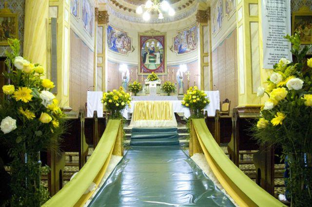 decoracao de casamento na igreja azul e amarelo:Casa da Ana: Decoração em verde e amarelo: no ritmo da Copa do Mundo